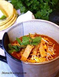 Kroger recipe chicken tortilla soup