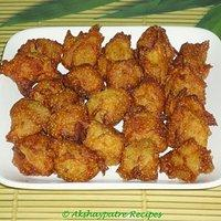 Pachila kadali bara ripe banana fritters recipes tasty query ripe banana fritters recipe bale hannina pakoda thecheapjerseys Image collections