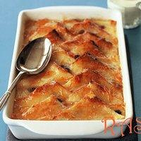 selkirk bannock bread and butter pudding - recipes - Tasty Query