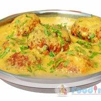How to make malai kofta in white gravy by sanjeev kapoor