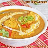 Fish Tikka Masala Sanjeev Kapoor Recipes Tasty Query