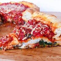 Chicago Style Stuffed Pizza Papa Murphy Recipes Tasty Query
