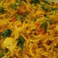 how to cook vegetable biryani in tamil by chef damodaran