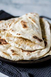 can you make naan bread with gram flour - recipes - Tasty ...